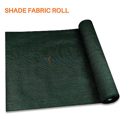 Dark GreenCustomize 12FT DIY Fabric Roll Shade Cloth Fence ...