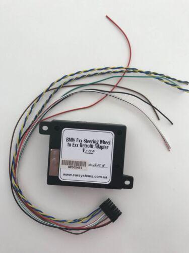 BMW Fxx-Gxx Steering Wheel to Exx Retrofit Adapter