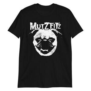 Funny MutzFitz Dog Punk Rock Tshirt for Dog Lovers T-Shirt