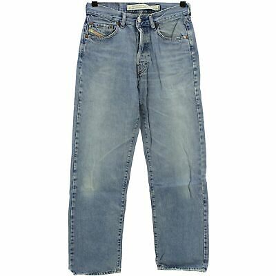 #4175 Diesel Jeans Uomo Pantaloni Cheyenne 702 Denim Blue Stone Blu 31/30-mostra Il Titolo Originale