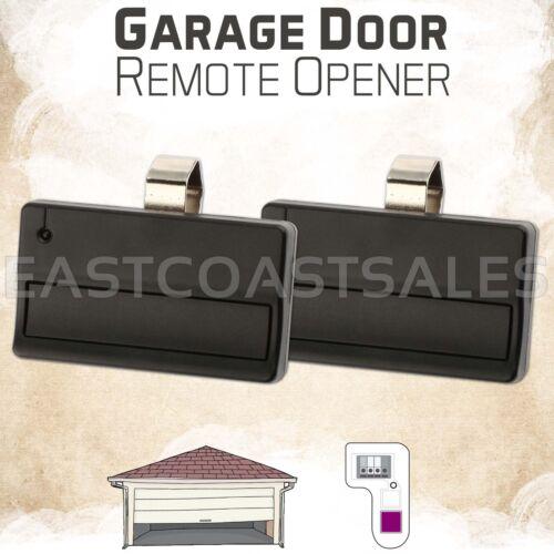 2 Fit 953D 953CD Chamberlain Compatible 1Button 315mhz Garage Door Opener Remote