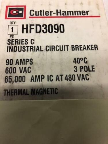 HFD 3090 Breaker