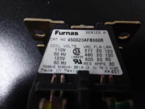 110V 50Hz//120V 60Hz FURNAS 45CG20AFB666R