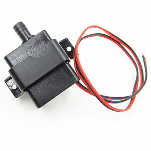 Waterproof 3M 240L//H DC12V Solar Ultra Quiet Brushless Water Pump Submersible