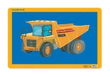 NEW Crocodile Creek Dump truck Placemat