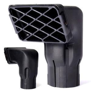 Universal-Mudding-Testa-di-snorkel-aria-aspirazione-Ram-3-034-Ingresso-7-8cm-Auto
