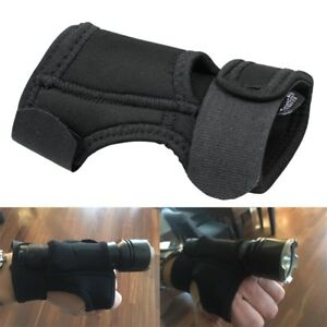 TrustFire-Adjustable-Arm-Wrist-Flashlight-Holster-Torch-Pouch-Hunting-Accessory