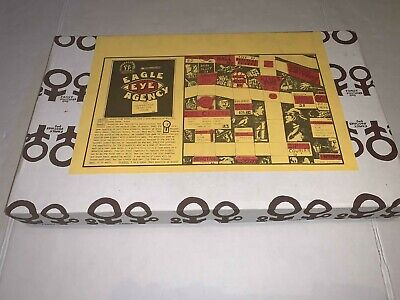 Family Pastimes Eagle Eye Agency A Co-operative Detective Game