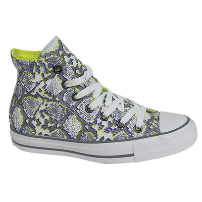 Converse Chuck Taylor CT All Star Canvas Hi Top Unisex Trainers 542479C M5