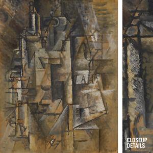 Details About 28w X38h Landscape At Céret Paysage By Pablo Picasso Choices Of Canvas