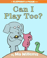 Can I Play Too? Mo Willems Brand Hardcover Book Gift Quality Best Price