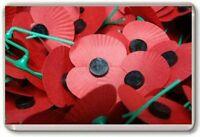 Remembrance Poppy Fridge Magnet