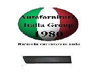 MODANATURA PORTA POSTERIORE POST DESTRA DX NERA FIAT QUBO 08/> DAL 2008 IN POI
