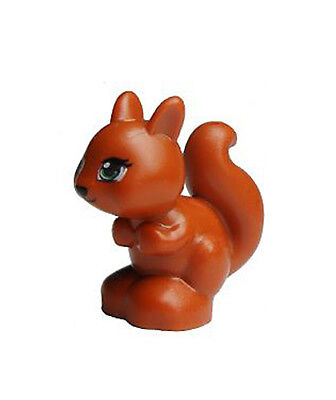 Spare Zoo Pet Wild Land Animal Friends Lego Squirrel Minifigure X1