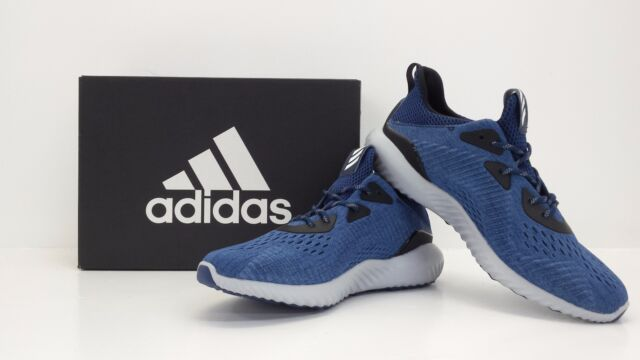 Adidas Alphabounce EM M Engineered Mesh Collegiate Navy BB9040 BRAND NEW IN BOX!