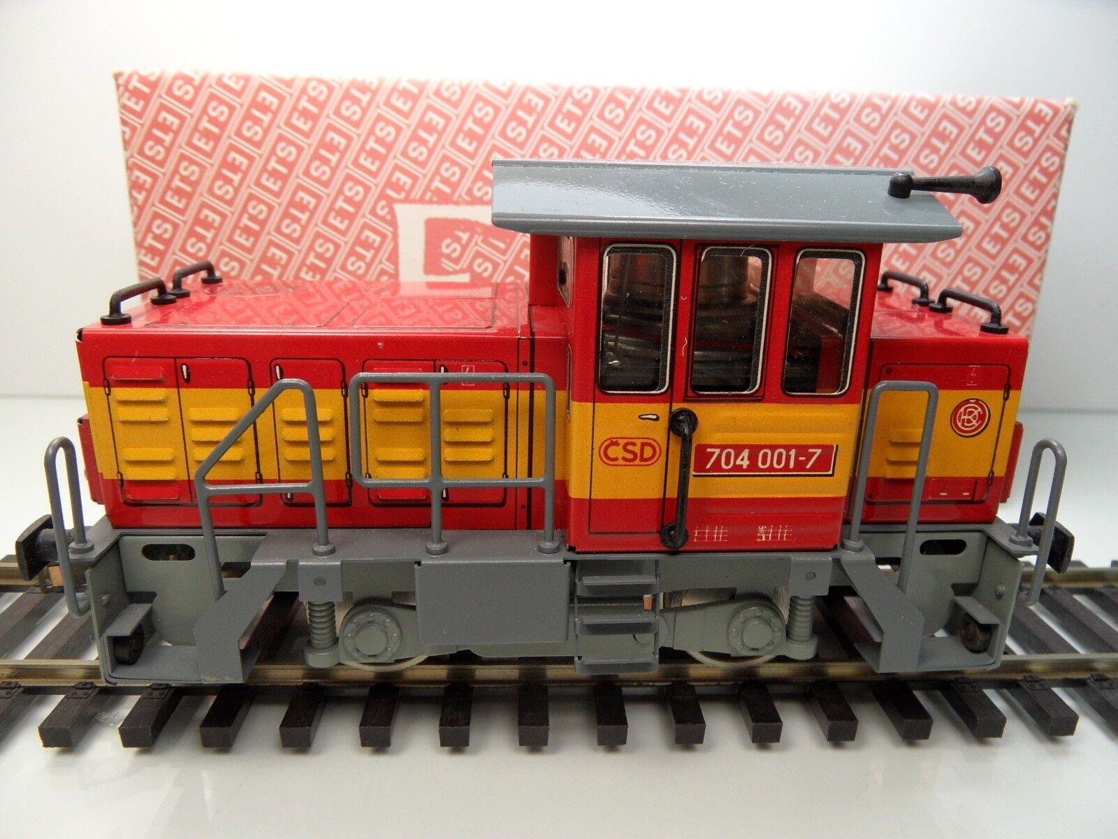 ETS  112 - - - Spur 0 - CSD - Diesellok mit analog Dieselsound - TOP OVP -  2038 6d8429