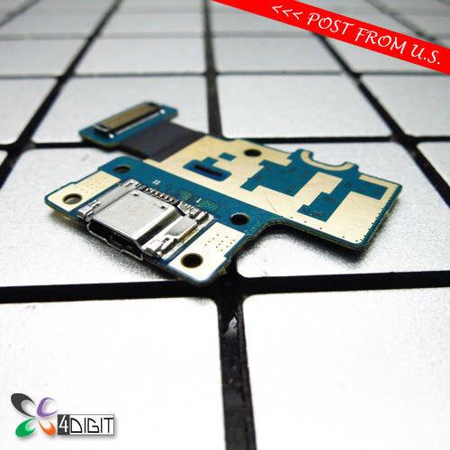 Genuine Original Samsung GT-N5110ZWYXAR Galaxy Note 8.0 Charging Port Flex Cable