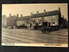 RP Vintage Postcard - Staffs. #B24 - Dudley Port c1931