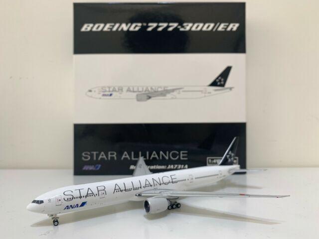 All Nippon Airways B777-300ER JA731A STAR ALLIANCE hogan 1:500 ANA