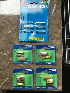 continental car fuses And Glass Fuse Set