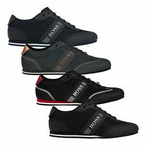 HUGO BOSS Herren Schuhe Schnürschuhe Sneaker Lighter Low