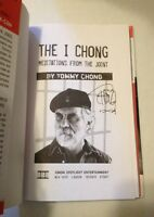 Signed The I Chong: Meditations From The Joint By Tommy Chong