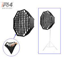 Umbrella Octagon Softbox with Grid For SpeedLight/Flash 80cm/32in