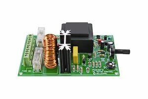 variateur regulateur de vitesse regime moteur 220 240v en kit a monter ebay. Black Bedroom Furniture Sets. Home Design Ideas