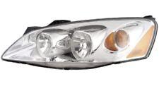 Headlight Front Lamp For 05 10 Pontiac G6 Driver Left