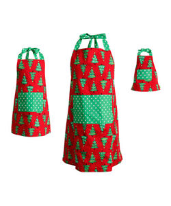Girl-Mommy-Doll-Matching-Reversible-Christmas-Thanksgiving-Apron-American-Girl