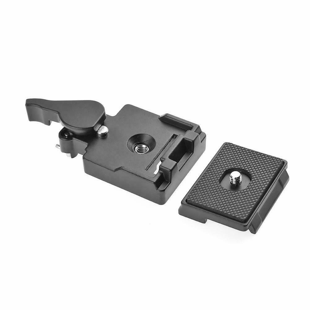 Camera Quick Release Clamp Adapter +
