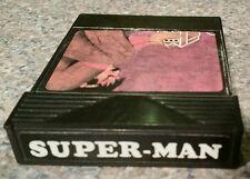 Atari 2600 Rare Super-Man Superman Vee-cart V cart