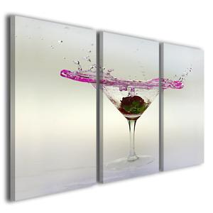 Quadro arredo angolo bar Bluft cocktail stampa arredo moderno idee per la casa