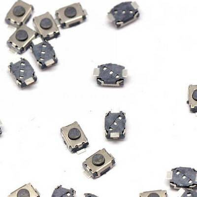 50PCS 3×4×2mm Mini Tact Tactile Push Button Switch SMD-2Pin