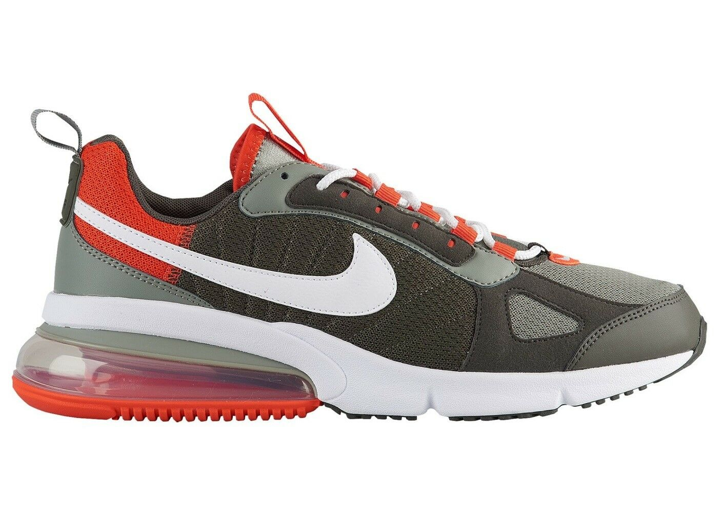 Nike Air Max 270 Futura Mens AO1569-002 Stucco Orange Running Shoes Comfortable best-selling model of the brand