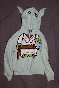 S L Youth Star Wars Justice Rebel Forces X-Wing Fighter Hoodie NWT XS M