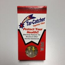 Tar Catcher Filters for Straights Reduce Remove Tarcatcher Pack of 30