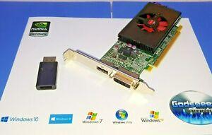 Dell Vostro 200 220 230 260 270 400 420 430 460 HD Dual Display VGA Video Card