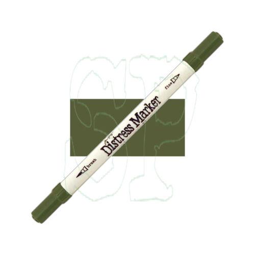 Green Distress Ink Marker Forest Moss Tim Holtz