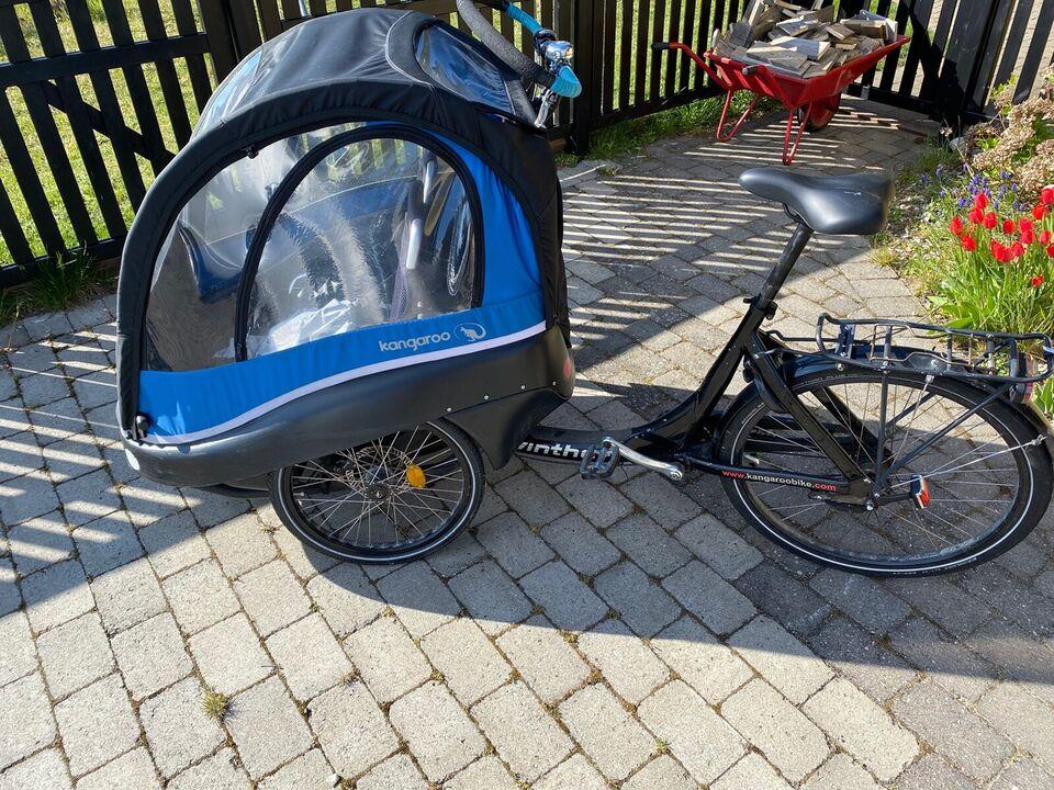 Ladcykel, Winther Kangaroo, 5 gear