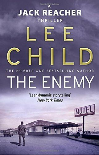 1 of 1 - The Enemy: (Jack Reacher 8) by Child, Lee 0857500112 The Cheap Fast Free Post
