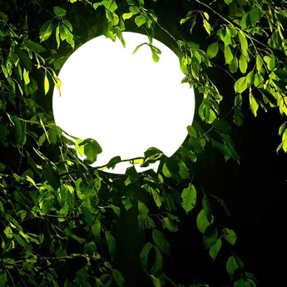 S. luce colgando-globe bala lámpara con 5 metros de cable Ø 30cm jardín lámpara bala