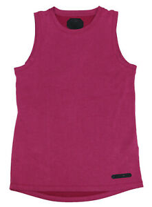 a5cc5ac2 Details about Under Armour Unstoppable Draped Open Back Tank Top  Honeysuckle Medium NWT $32.99