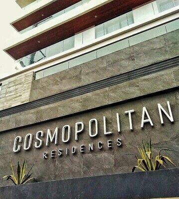 RENTA de Departamento en Cosmopolitan Residences