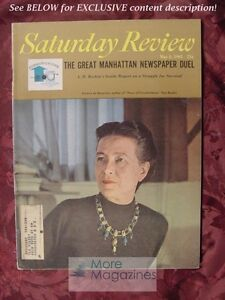 SATURDAY-REVIEW-May-8-1965-SIMONE-DE-BEAUVOIR-J-WILLIAM-FULBRIGHT