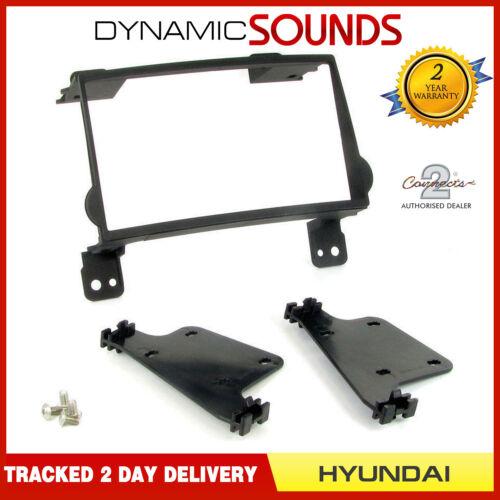 CT23HY04 CD STEREO PER AUTO GRUPPO Fascia doppio DIN Kit di Montaggio per Hyundai H1 2007 />