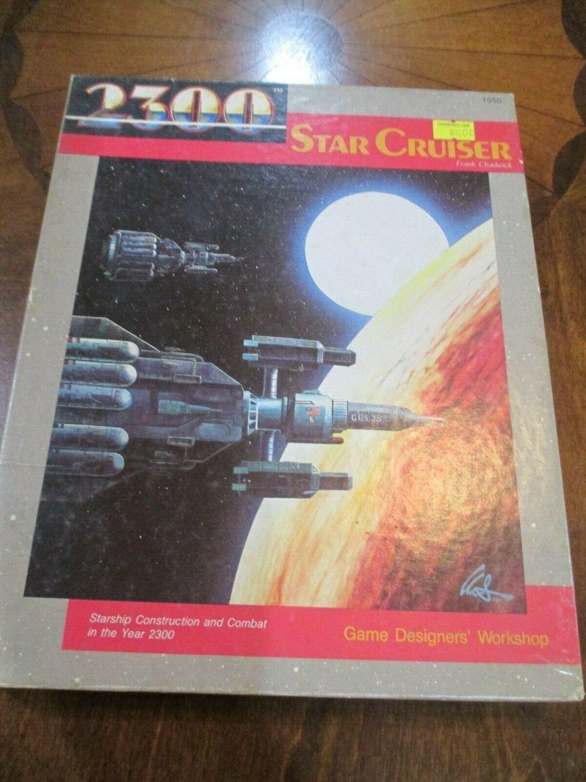2300 estrella Cruiser   GDW giocos  il più recente