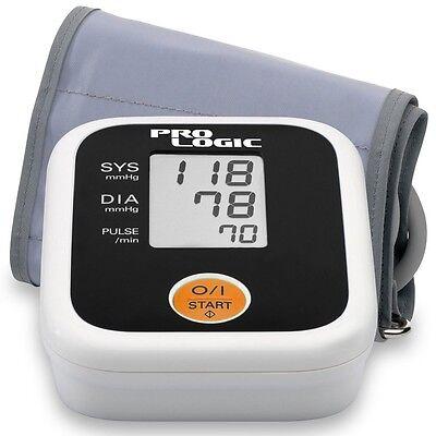 New Omron Pro Logic Upper Arm Digital Blood Pressure Monitor PL100