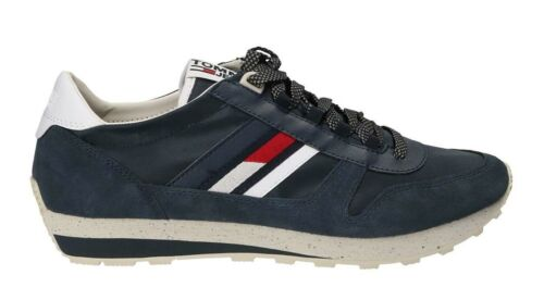 Casual Pelle Jeans Scarpe Tessuto Tommy Camoscio Tela Sneakers Uomo Hilfiger wRTxnzZqF