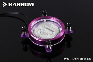 Barrow-Purple-Intel-Round-CPU-Water-Block-With-RGB-Lighting-A60